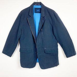 Faconnable Men's Facorain Raincoat Extra Large